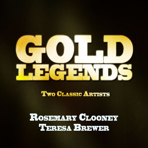 Rosemary Clooney, Teresa Brewer 歌手頭像
