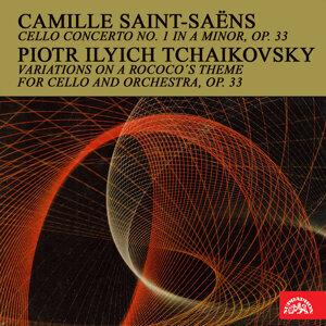 Czech Philharmonic Orchestra, Alois Klíma, Josef Chuchro 歌手頭像