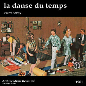Pierre Arvay et son Orchestre, Eddie Pickman and his Twisters 歌手頭像