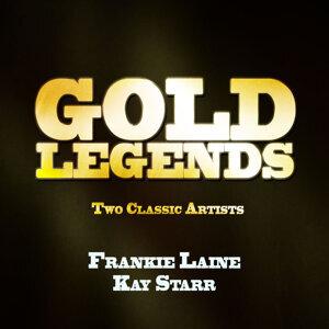 Frankie Laine, Kay Starr 歌手頭像