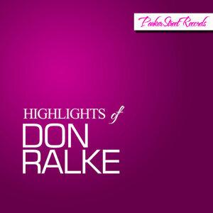 Don Ralke 歌手頭像