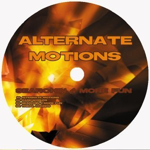Alternate Motions 歌手頭像