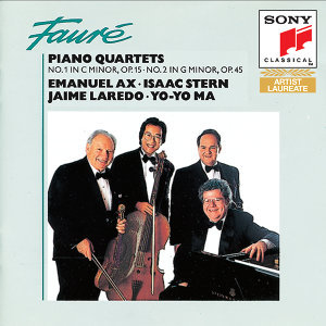 Fauré: Piano Quartets 歌手頭像