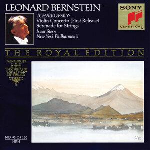 Isaac Stern, New York Philharmonic, Leonard Bernstein アーティスト写真