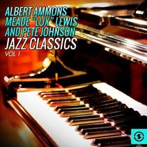 "Albert Ammons, Meade ""Lux"" Lewis,  Pete Johnson 歌手頭像"