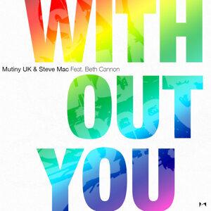Mutiny UK, Steve Mac, Mutiny UK, Steve Mac 歌手頭像