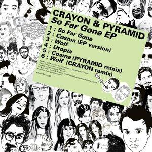 Crayon / Pyramid