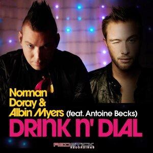 Norman Doray Albin Myers feat. Antoine Becks