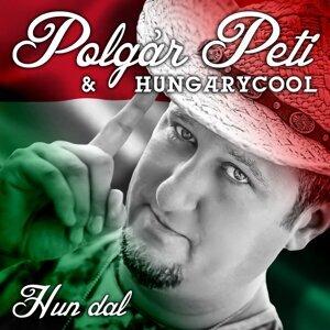 Polgár Peti, HungaryCool 歌手頭像