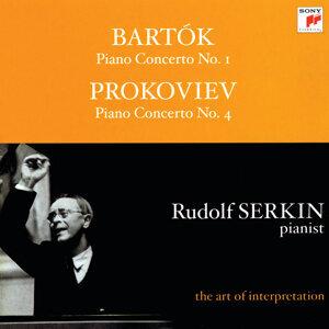 Rudolf Serkin, Columbia Symphony Orchestra, Philadelphia Orchestra, George Szell, Eugene Ormandy 歌手頭像