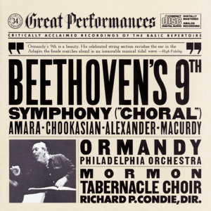John Alexander, Lucine Amara, Lili Chookasian, John Macurdy, The Mormon Tabernacle Choir, The Philadelphia Orchestra, Eugene Ormandy 歌手頭像
