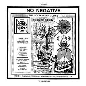 No Negative 歌手頭像