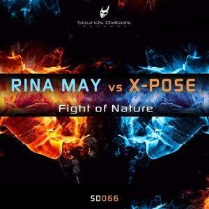 Rina May vs. X-Pose 歌手頭像
