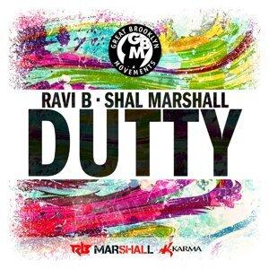 Ravi B and Shal Marshall, Shal Marshall, Ravi B 歌手頭像