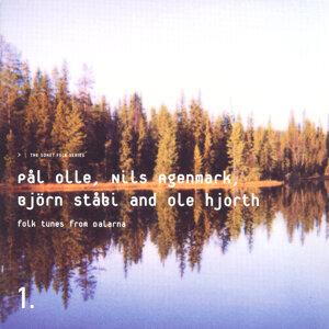 Björn Ståbi Ole Hjort Nils Agenmark Pål Olle 歌手頭像