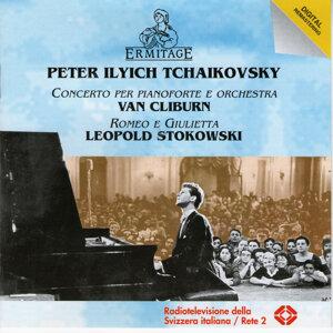 Van Cliburn, Leopold Stokowsky 歌手頭像