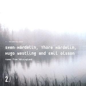 Sven Härdelin Thore Härdelin Hugo Westling Emil Olsson 歌手頭像