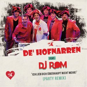 De Hofnarren feat. DJ ROM 歌手頭像