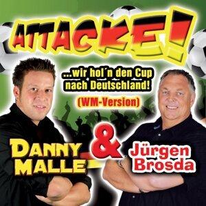 Danny Malle & Jürgen Brosda 歌手頭像