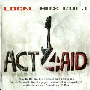 Act4Aid 歌手頭像