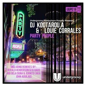 DJ Koutarou.A & Louie Corrales 歌手頭像