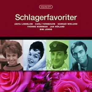 Schlagerfavoriter Vol.1 歌手頭像