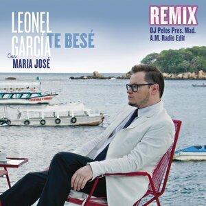 Leonel García a Dueto con María José アーティスト写真