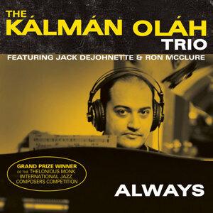 Kálmán Oláh Trio 歌手頭像