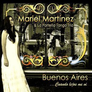 Mariel Martínez & La Porteña Tango Trío 歌手頭像