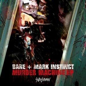 Dieselboy, Mark Instinct, Bare 歌手頭像