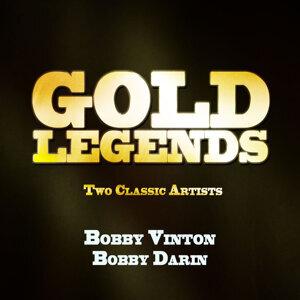 Bobby Darin, Bobby Vinton 歌手頭像