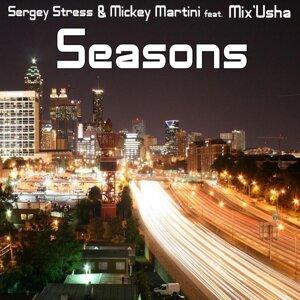 Sergey Stress & Mickey Martini 歌手頭像