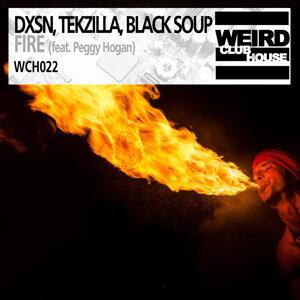 DXSN, Tekzilla & Black Soup featuring Peggy Hogan 歌手頭像
