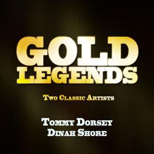 Dinah Shore, Tommy Dorsey 歌手頭像