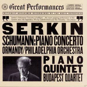 Eugene Ormandy, Rudolf Serkin 歌手頭像