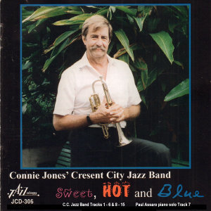 Connie Jones' Crescent City Jazz Band, Paul Assaro 歌手頭像