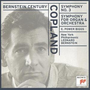 E. Power Biggs, New York Philharmonic, Leonard Bernstein 歌手頭像