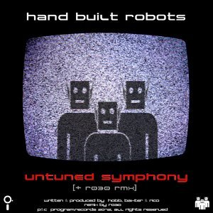 Hand Built Robots 歌手頭像
