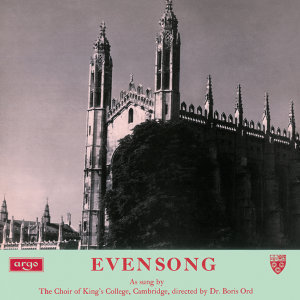 The Choir of King's College, Cambridge, Boris Ord, Hugh Maclean 歌手頭像