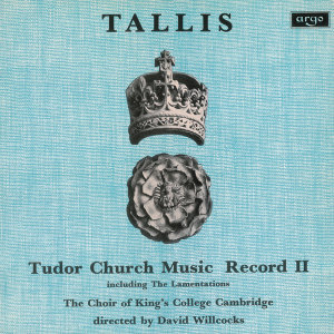 The Choir of King's College, Cambridge, Academy of St. Martin in the Fields, Sir David Willcocks 歌手頭像