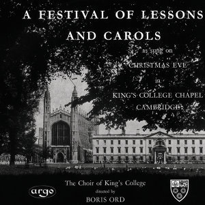 The Choir of King's College, Cambridge, Boris Ord