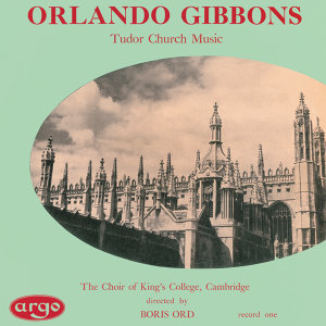 The Choir of King's College, Cambridge, Hugh Maclean, Boris Ord 歌手頭像