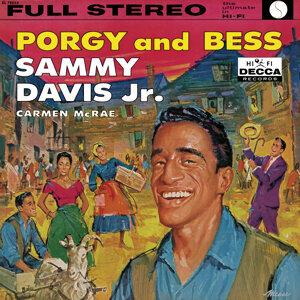 Sammy Davis, Jr., Carmen McRae 歌手頭像