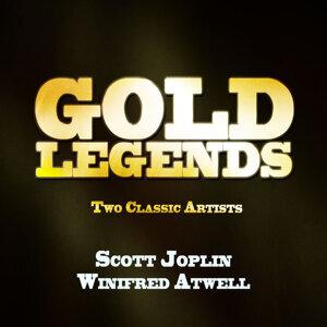 Scott Joplin, Winifred Atwell 歌手頭像