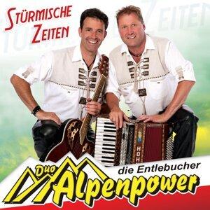 Duo Alpenpower - Die Entlebucher 歌手頭像