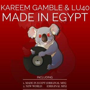 Kareem Gamble, Lu40 歌手頭像
