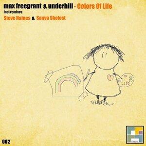 Max Freegrant & Underhill 歌手頭像