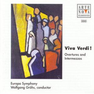 Europa Symphony 歌手頭像
