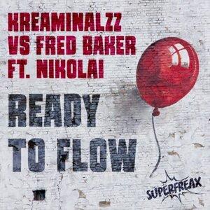 Kreaminalzz vs. Fred Baker feat. Nikolai 歌手頭像