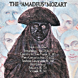 Music from the Film ''Amadeus'' 歌手頭像